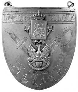 Ryngraf <i>Legiony Polskie 1914</i>, MBB/H/1616