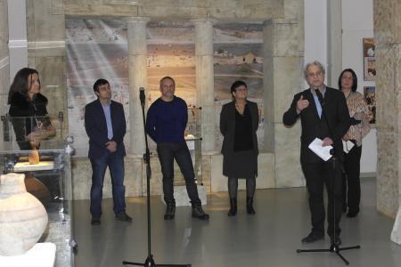 Przemówienie okolicznościowe wygłasza Bogusław Chorąży