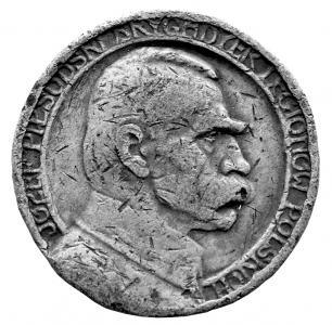 Medal <i>Józef Piłsudski brygadier Legionów Polskich. 1914–15–1916</i>, MBB/H/708