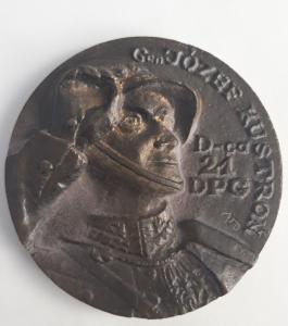 Medal ze zbiorów Działu Historii Muzeum Historycznego w Bielsku-Białej