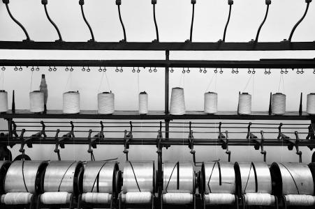 Maszyna włókiennicza