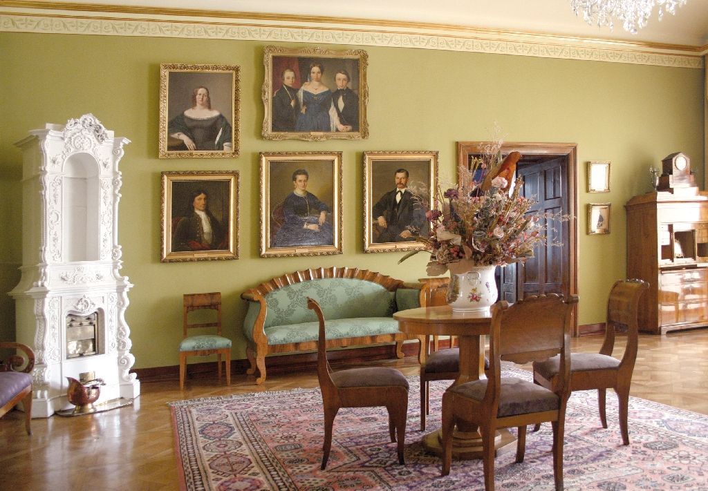 Who Painted The Drawing Room Artists
